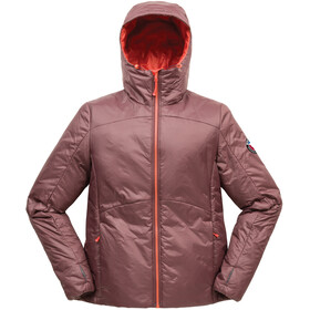 Big Agnes Larkspur Jacket Women, rood